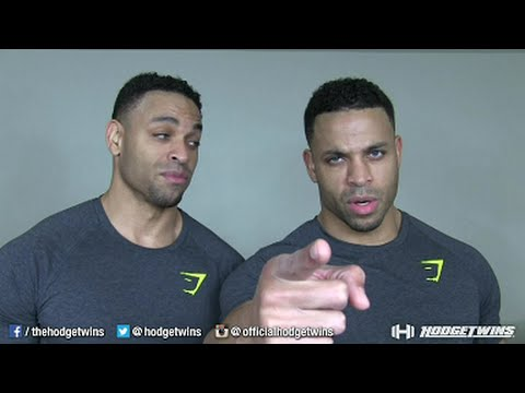 People In the Sauna @Hodgetwins