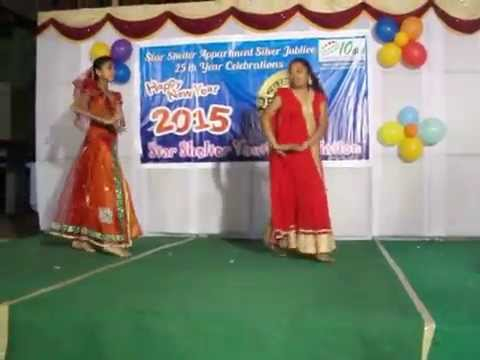 Nagada Dhol Baje Dance -priya & Ishu( Star Shelter) video