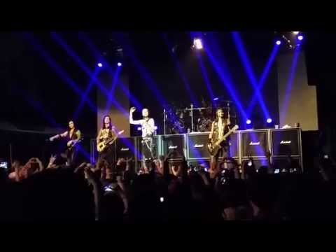 Black Veil Brides In The End Live London Ontario 02 14 15 video