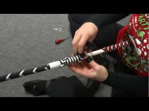 Tutorial: Tie French Grapevine on Performance Hybrid Nylon Whips