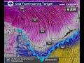 November 30 Plains Cold Surge!