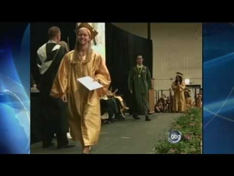Autistic Student's inspirational Graduation Speech