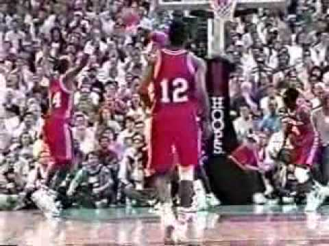 USA vs Cuba 1992 - Dream Team `s first official game
