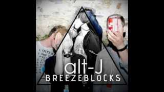 alt-J (∆) Breezeblocks