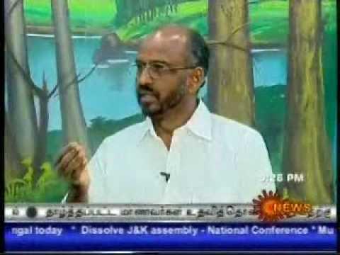 Neruku Ner-N.Sadagopan of Vijaya Bharatham magazine part 04