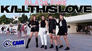 [K-POP DANCE IN PUBLIC CHALLENGE] BLACKPINK - 'Kill This Love' by BAEGALS
