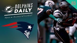 Madden 19 Miami Dolphins Franchise [New Look Patriots,S3,Epi.45] Vs Patriots