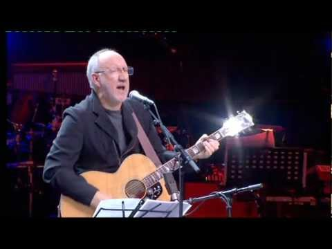Pete Townshend Prince's Trust - Nov. 23, 2011 - Royal Albert Hall, London, England