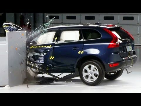 Crash Testing the 2013 Volvo XC60! - The Downshift Episode 51