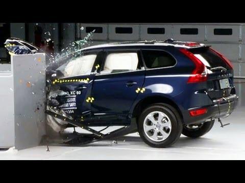Краш-тест Volvo XC60 2013