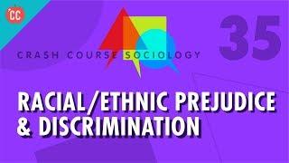 Racial/Ethnic Prejudice & Discrimination: Crash Course Sociology #35