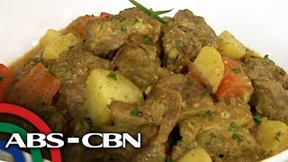 RECIPE: Beef Curry | UKG