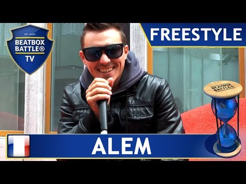 Alem from France - Freestyle - Beatbox Battle TV