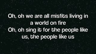 People Like Us - Kelly Clarkson (Lyrics)