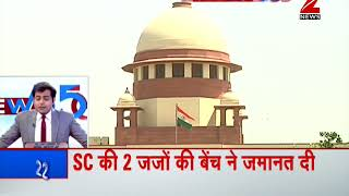 News 50 : No dialogue possible unless violence stops in Kashmir, says Supreme Court