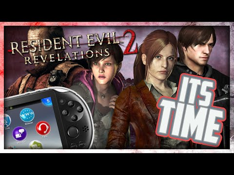 IT'S TIME | Resident Evil Revelations 2 PS Vita