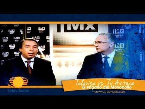 ¿Televisa vs Tv Azteca?, El engaño del Monopolio