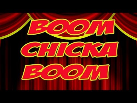 Boom Chicka Boom - Camp Songs - Live - Children's Songs By The Learning Station video