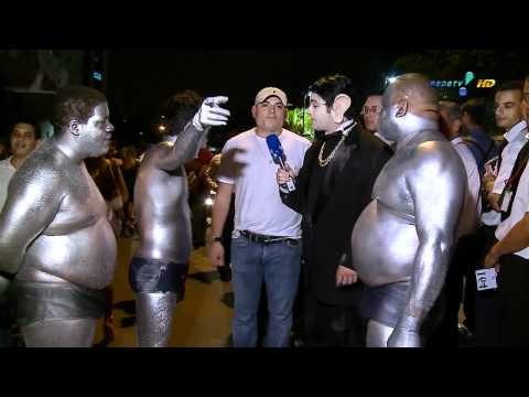 Pânico na TV 27/11/2011 - Amaury Dumbo