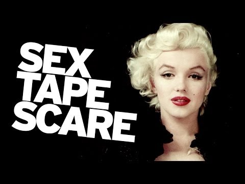 Marilyn Monroe Sex Tape Scandal With Jfk?! video