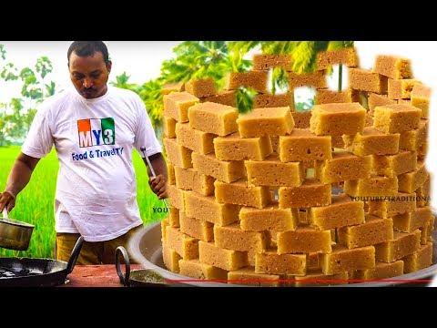 ఈ విధంగా మైసూరుపాక్ ను చేస్తే ఇక తినకుండా ఉండగలరా? | Home Made Mysore Pak Recipe