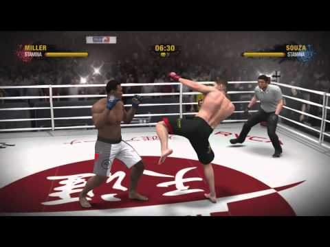MMA Sports 2010 10 Minutes of Gameplay