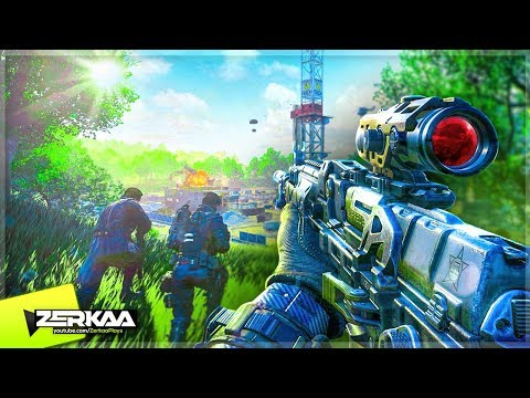 BLACK OPS 4 BLACKOUT PRIVATE BETA LIVE! (Call of Duty: Black Ops 4)