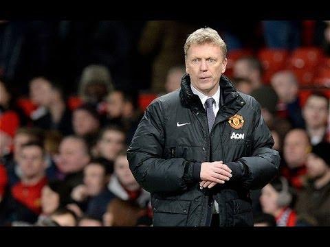 David Moyes has left Manchester United Official MOYES SACKED