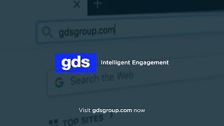 GDS Group website - Definitive thought leadership and events