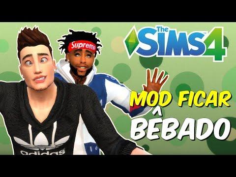 MOD FICAR BÊBADO   The Sims 4