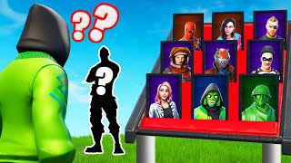 Can You GUESS The SKIN? (Guess Who In Fortnite)