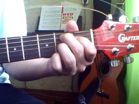 Ручеек (Бандера) Аккорды на гитаре, разбор