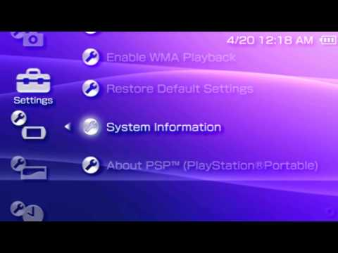 PSP Custom Firmware 6.38 ME-2 ! (For PSP 1000 and 2000 Models!) (w/Download Links)