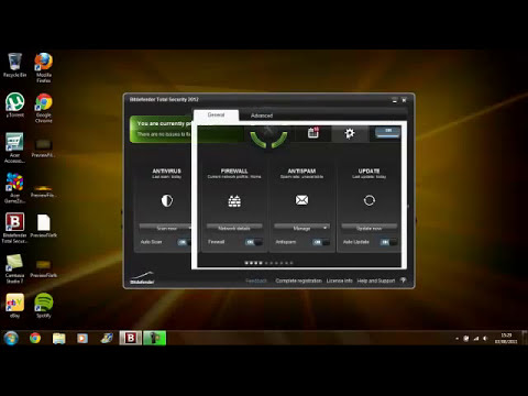 Bitdefender Total Security 2012 Review
