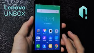 Lenovo A6010 - Unboxing (NEW)