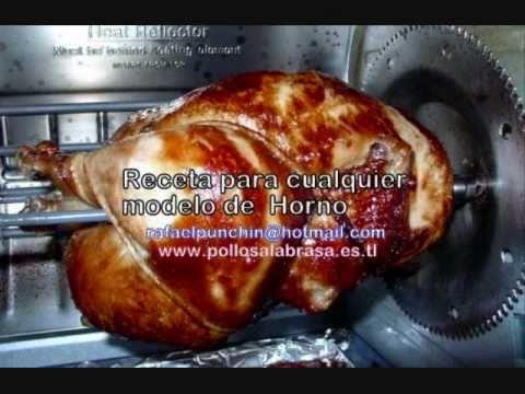 Receta del Pollo a la brasa peruano desde Lima: Per� . Telf: 4529865 m�bil: 996403964