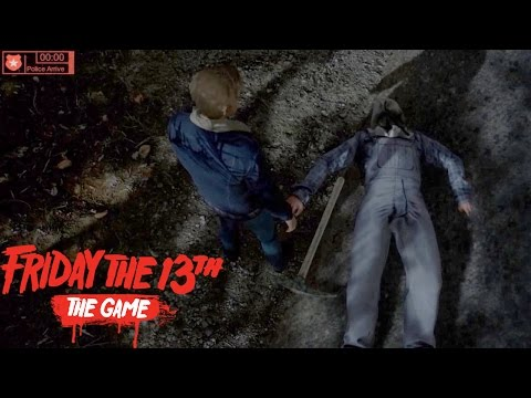 MATO A JASON Y ESCAPO 2 VECES! - Friday The 13th - Viernes 13