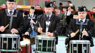 The Crossed Swords Pipes & Drums