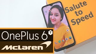 OnePlus 6T Mclaren Edition - Unboxing & Overview in HINDI