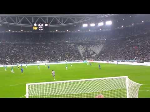 JUVENTUS 7-0 parma Curva Sud: Carlos Tevez ce l'abbiamo noi...mp4