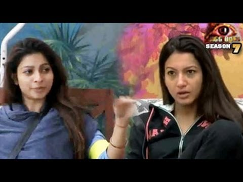 Bigg Boss 7 Gauhar INSULTS Tanisha in Bigg Boss 7 6th November 2013 Day 52 FULL EPISODE