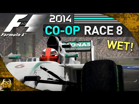 F1 2014 | Co-op Championship - Race 8 Austria (Live Commentary)