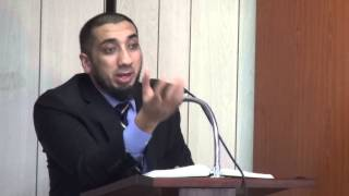 Friday Khutba by Ustadh Nouman Ali Khan @ Al Manar Centre Dubai on 13-02-2015