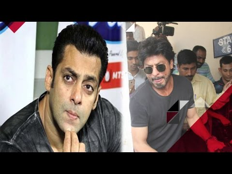 Salman Khan CONFUSED With 2 Movie OFFER, Shahrukh Khan LAUNCH Make In India Book But AVOIDS Media