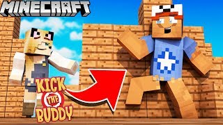 KICK THE BUDDY TROLL?! - ZABAWA W CHOWANEGO W MINECRAFT (Hide and Seek) | Vito vs Bella