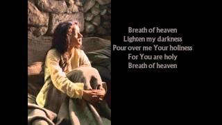 Sara Groves Breath Of Heaven