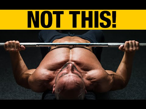 The Best Chest Exercise You're Not Doing…right! video