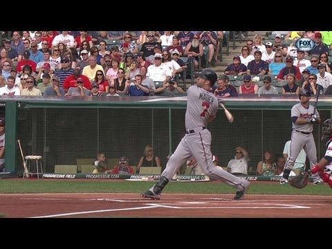 Mauer's two-run shot puts Twins on the board