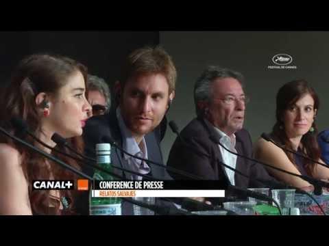 Cannes 2014 RELATOS SALVAJES - Conférence de presse