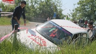 33° Rally Casciana Terme 2015 + Crash